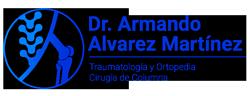 Dr. Armando Alvarez Martínez Logo